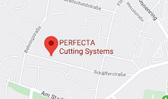 Standort Perfecta in Google Maps